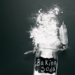 How to use baking soda for cleaning wood and other items around the house.