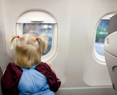 Long Haul Flights With Young Kids: Planning Flights and Jet Lag (Part 1)