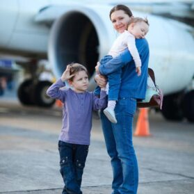 Long Haul Flights With Young Kids: Packing List and Last Thoughts (Part 4)