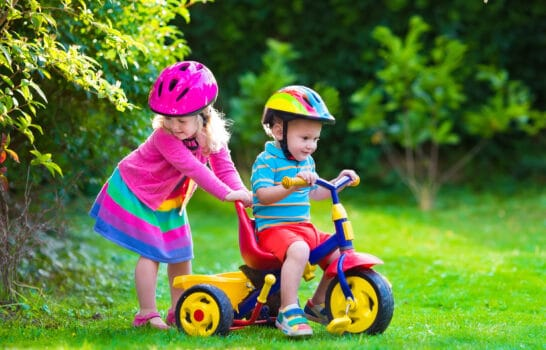 Why Riding a Tricycle Is a Pre-Reading Skill