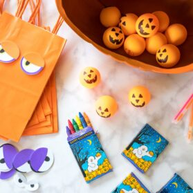 6 Toddler Halloween Party Games and Activities
