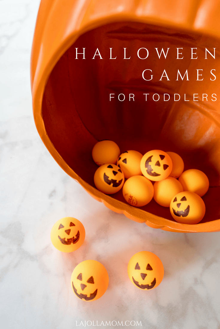 a list of fun toddler halloween party game and activities that are easy and inexpensive - Halloween Party Games Toddlers