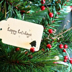 DIY Christmas Tree Preservatives From The Pantry