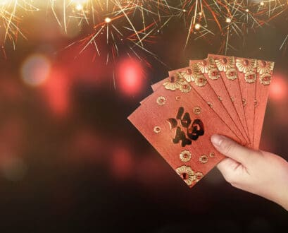 About Chinese New Year Red Envelopes (Lai See or Hong Bao Packets)
