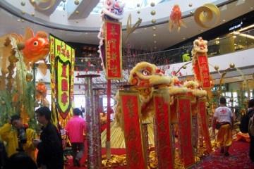 Chinese New Year IFC Mall