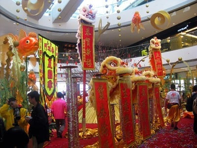 the - Chinese New Year 2009