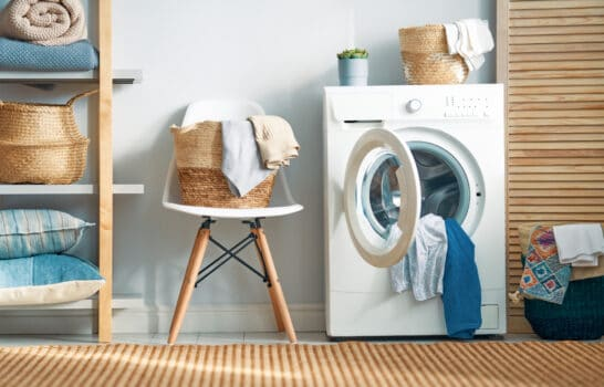 Front Load Washer Maintenance Tips from Bosch