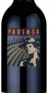 Paringa Shiraz wine