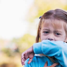 When a Vaccinated Child Is Exposed to Whooping Cough