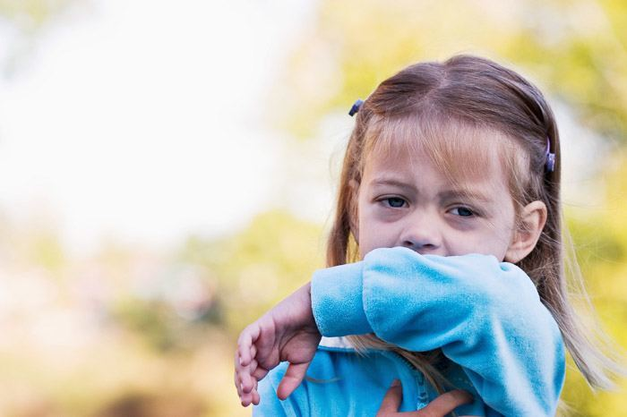 When a Vaccinated Child Is Exposed to Whooping Cough (Pertussis)