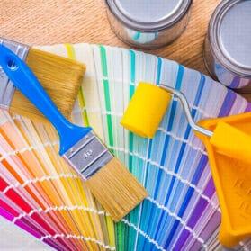 Eco-Friendly Remodeling: Using Low or Zero VOC Paints