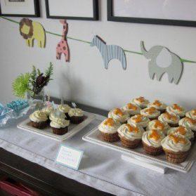 Giraffe Cupcakes That Kids Can Make