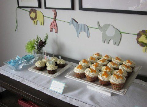 Giraffe Cupcakes That Kids Can Make