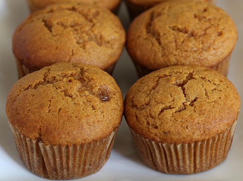 Pumpkin cupcakes recipe fall desserts Ina garten pumpkin cupcakes