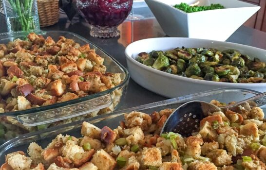 Easy Bread And Celery Stuffing Recipe