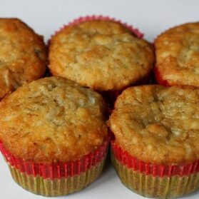 The BEST Banana Muffin/Cupcake Recipe (Promise)