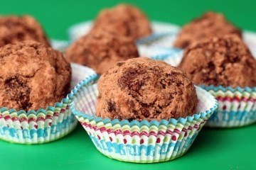 Recipe: No-bake Brownie Balls