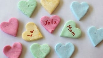 Homemade Conversation Hearts Recipe for Valentine's Day