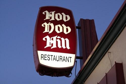Hob Nob Hill San Diego