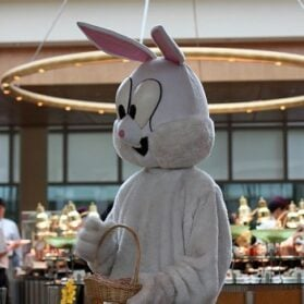 Easter Brunch In Singapore At Two Luxury Hotels