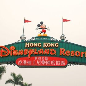 Tips for Visiting Hong Kong Disneyland in the Summer
