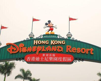 Tips for Visiting Hong Kong Disneyland in the Summer
