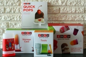Zoku Quick Pop Maker Review