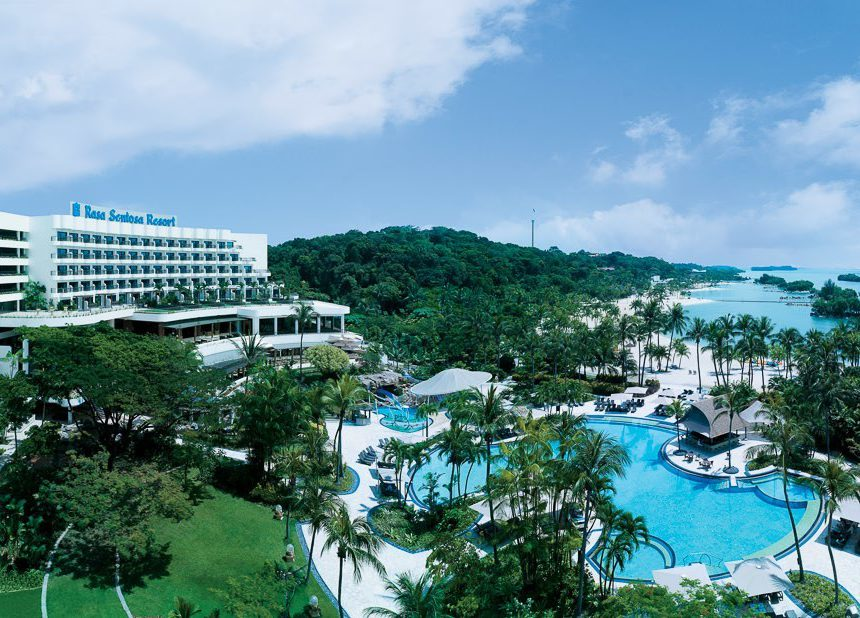 My Daughter Wouldn't Leave This Sentosa Island Resort