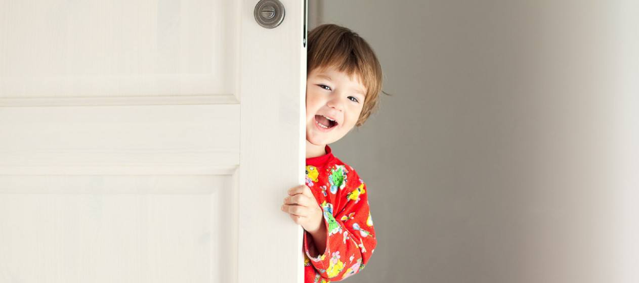 A long list of funny knock knock jokes for young kids