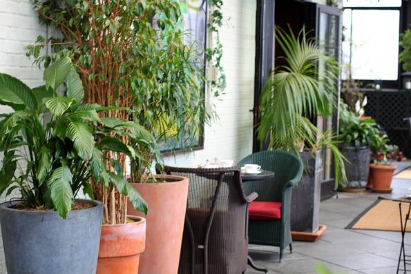 Gramercy Terrace Pots