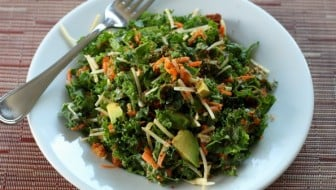 Kale Caesar Salad Recipe