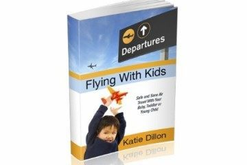 Flying With Kids eBook cover