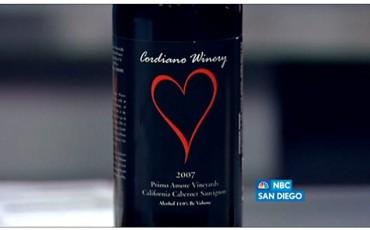 Cordiano Cabernet Sauvignon Bottle