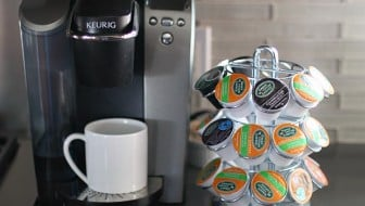 Fair Trade Keurig K-Cup Portion Packs