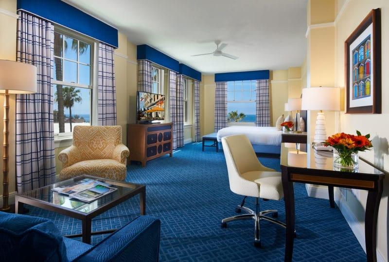 Grande Colonial Ocean-View Junior Suite