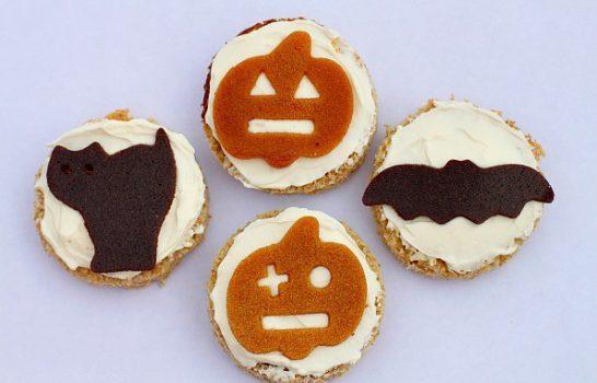 Kids Recipes: Healthy Halloween Snacks