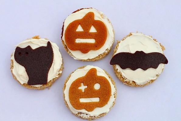 Kids Recipes Healthy Halloween Snacks