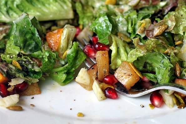 Beaming Detox Salad