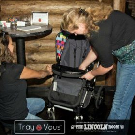 Tray Vous: Finally, A Good Bugaboo Tray
