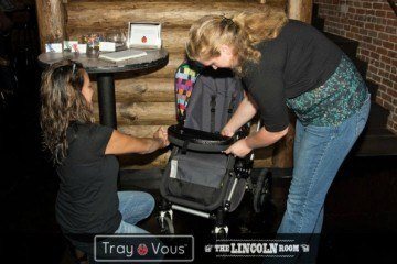 Best Tray for Bugaboo: Tray Vous