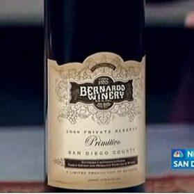 The Oldest In San Diego County:  Bernardo Winery