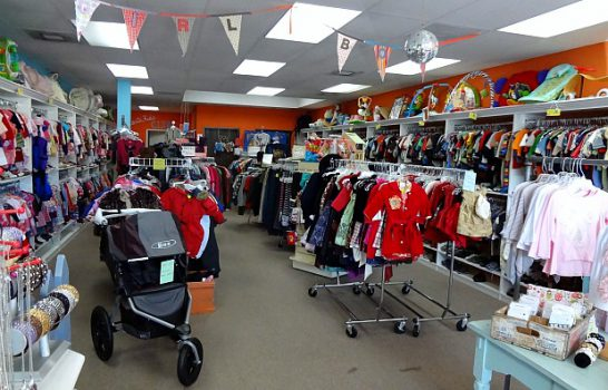 Holiday Shopping With A Twist:  Convert Old Into New (To You) At Kids Resale Stores