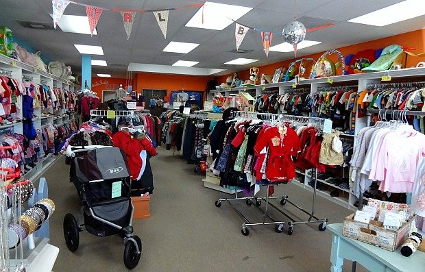 7c19a793884 Holiday Shopping With A Twist  Convert Old Into New (To You) At Kids Resale  Stores