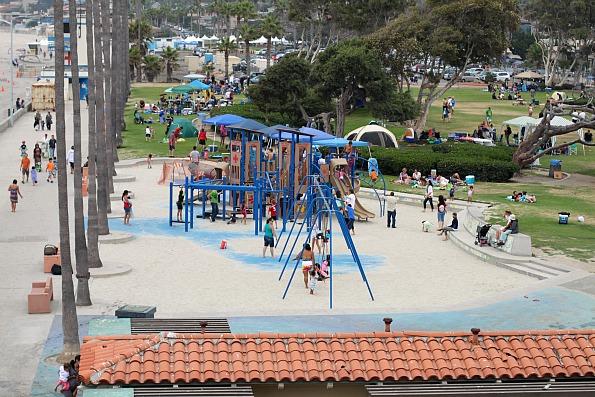 Kellogg Park La Jolla Shores