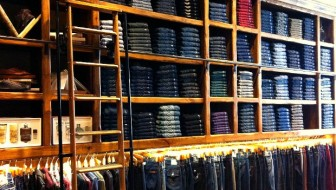 True Religion Store Fashion Valley