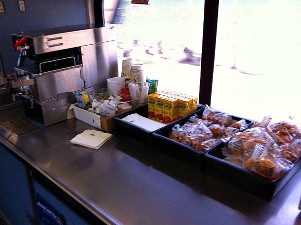 Can I Bring Food On An Amtrak Train