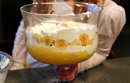 Kids Recipes: No-Bake Banana Pudding Trifle Or Pie