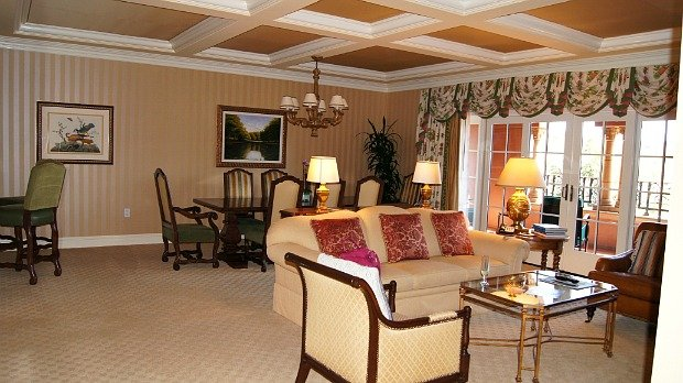 The Grande Del Mar Hotel Suite