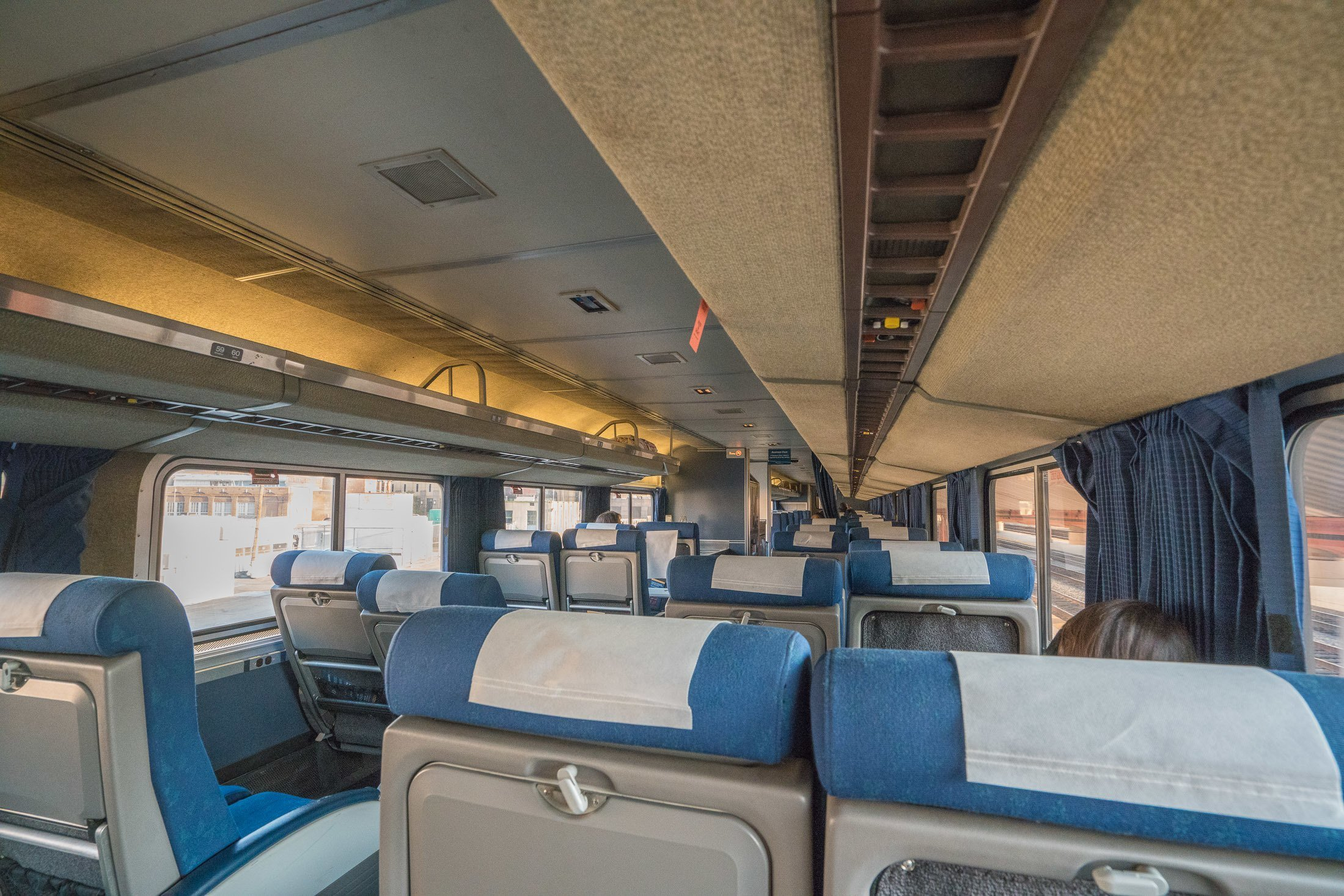 Amtrak business class on the Pacific Surfliner train is worth the upgrade, with a few caveats. See why.