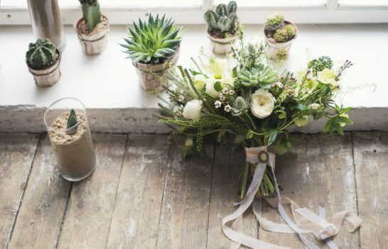 How to Make a Succulent Bouquet